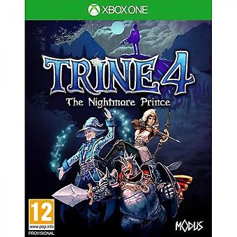 Trine 4: The Nightmare Prince Xbox One Game