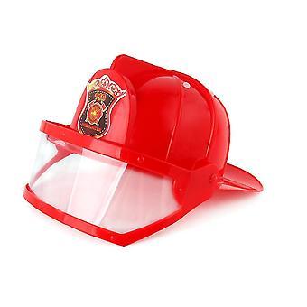 Doen alsof beroepen rollenspel brandweerman sam kinderen simulatie kostuums pak voor / partij uniformen set speelgoed sm158156