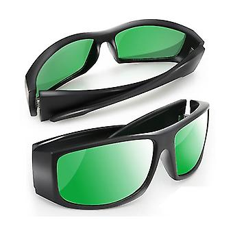 Led Grow Light Glasses- Uv Polarizing Goggles