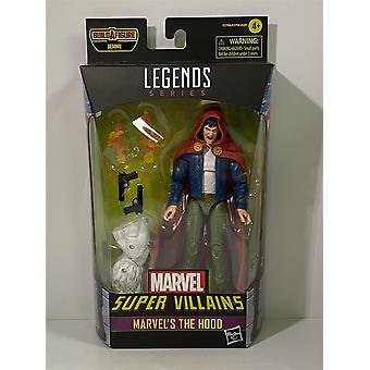 The Hood Marvel Super Villians Legends Series Build a Figure Hasbro F2798
