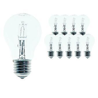 Flood spot lights 64543a halogen a classic pro energy saver 46 watt/as bright as 60 watt/e27 socket in 235v