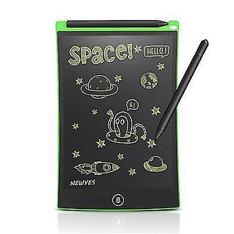 Newyes portable 8,5 «pouces lcd tablette d'écriture numérique dessin tablette d'écriture manuscrite électronique