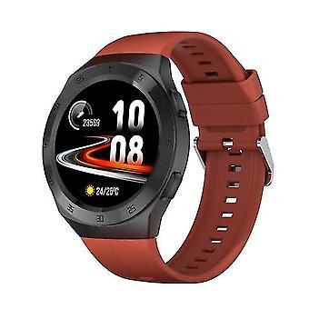 Horloge sk1 smart watch mannen bluetooth bellen ip68 waterdichte sport 2021 voor huawei xiaomi android ios