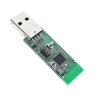 10Pcs usb inalámbrico zigbee cc2531 sniffer bare board módulo analizador de paquetes interfaz usb