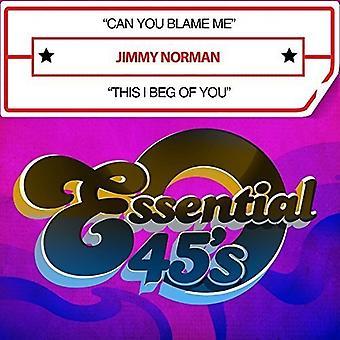 Jimmy Norman - kann man die Schuld mir / das ich Beg von euch USA import