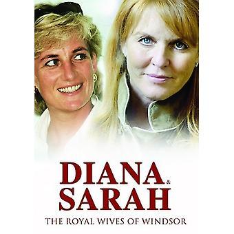 Diana & Sarah die Royal Weiber von Windsor [DVD] USA importieren