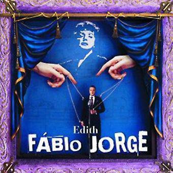 Fabio Jorge - Edith [CD] USA import