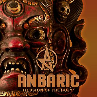Anbaric - Illusion of the Holy [CD] USA import