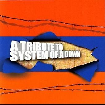 Tribute to System of a Down - Tribute to System of a Down [CD] USA import