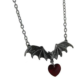 Vampire Loveheart Pendant