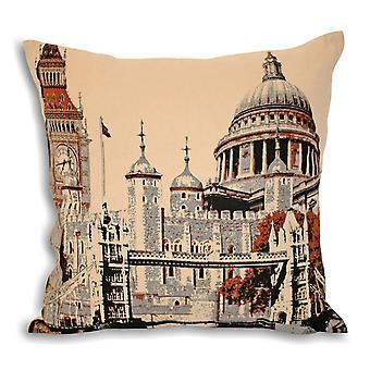 Riva thuisstad Londen kussen Cover
