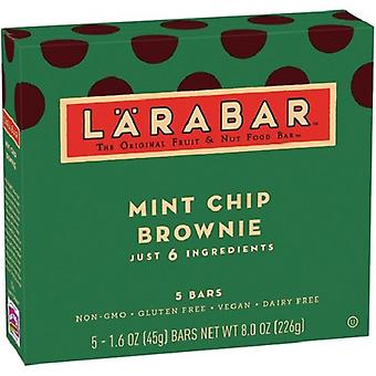 Larabar Mint Chip Brownie Fruit & moer Food Bar