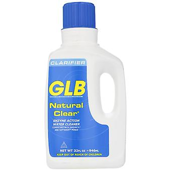 GLB 71410 Natural Clear Enzyme Clarifier Biodegradable Water Cleaner