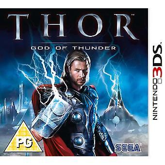 Thor God of Thunder (Nintendo 3DS) - New