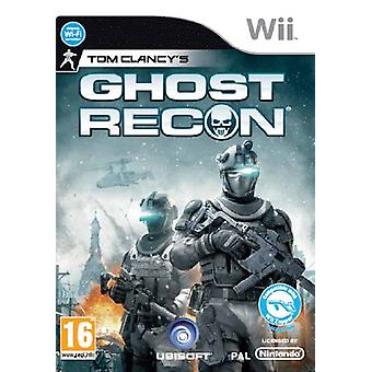 Tom Clancys Ghost Recon (Wii) - New