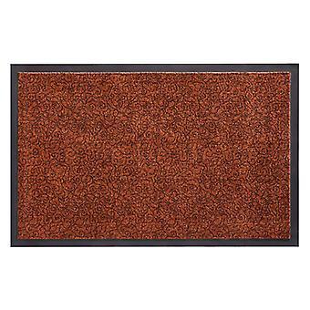Dirt trapping mats floor mat door mats floor mat smart Brown