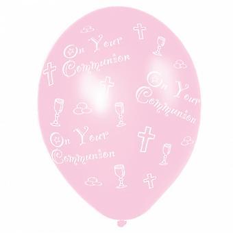 Amscan Sizin Komünyon 11in Balonlar