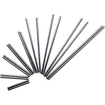 Material de treinamento Reely Workplace - Conjunto de eixos (Ø) 3 mm