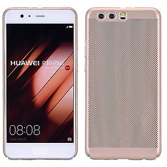 Mobile Shell dla Huawei P10 plus okładka etui case etui złota