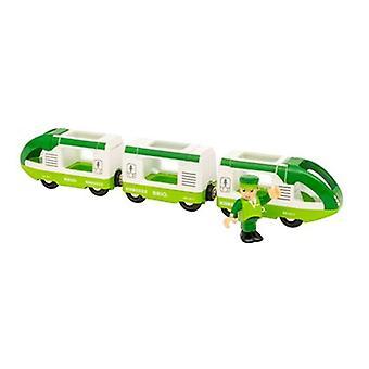 BRIO 緑旅行列車 33622 木製列車セット
