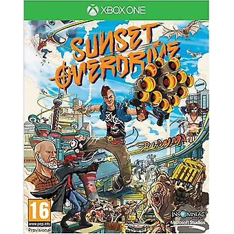 Xbox One-Game Sunset Overdrive