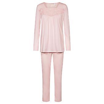 1183596-12255 Femmes-apos;s New Romance English Rose Pink Pajama Pyjama Set
