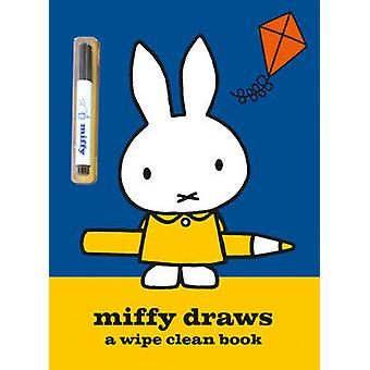 Miffy Draws Wipe Clean Activity Book by Simon amp Schuster Uk