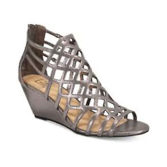 Material Girl Womens Heniet öppen tå Casual Slide sandaler