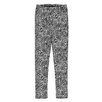 Miso Kids luxe over de hele Print legging broek broek bodems Junior meisjes
