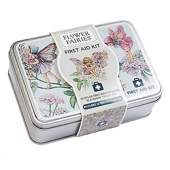 Flower Fairy 50 Piece First Aid Travel Tin