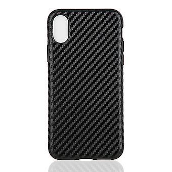 Boîtier en fibre de carbone - iPhone XS Max