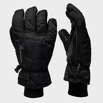 New Technicals Men's Winter Waterproof Insulated Hand Gloves Black