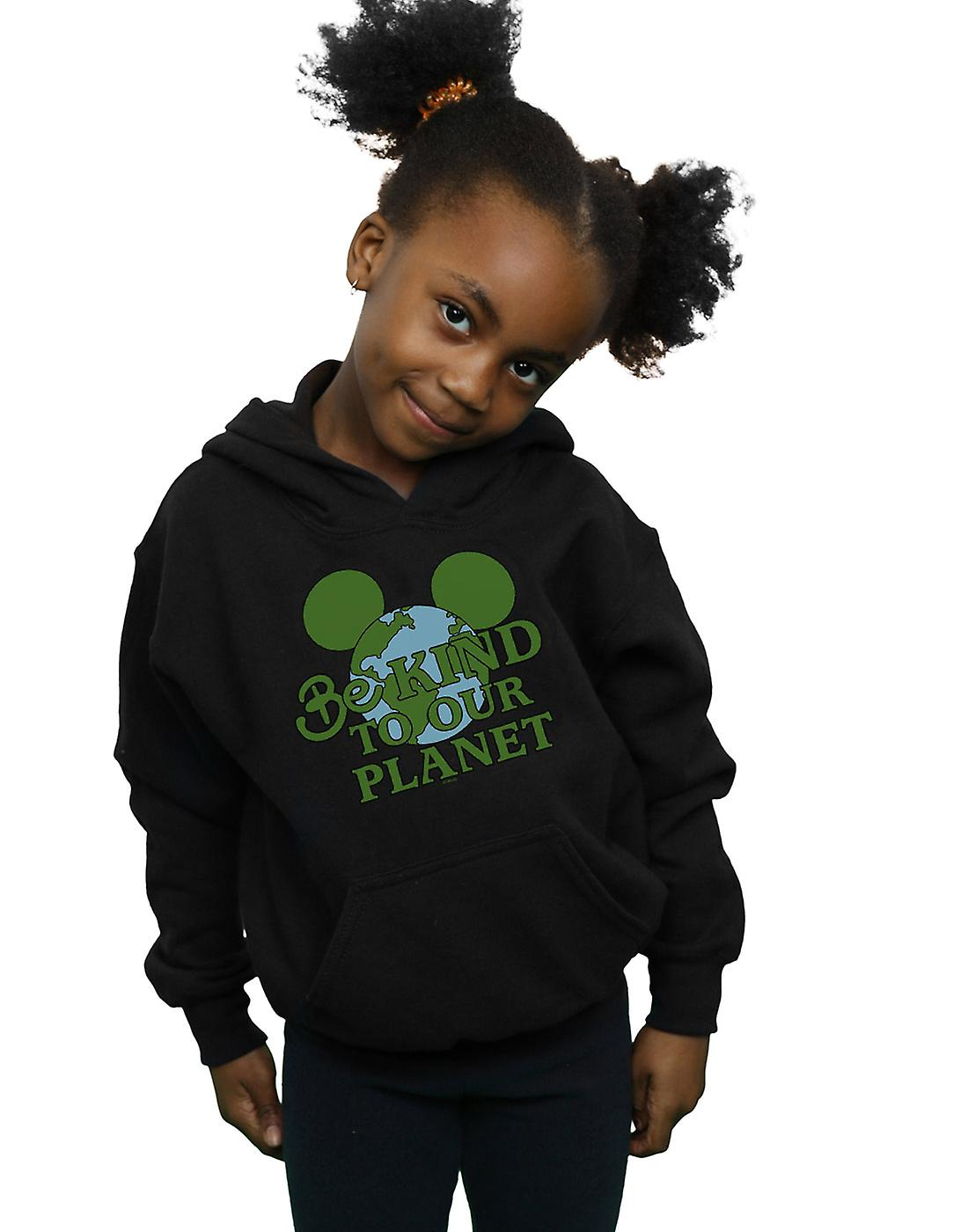 Disney Girls Mickey Mouse Be Kind Hoodie