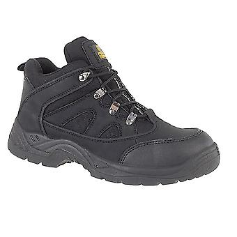 Amblers Unisex Steel FS151 SB-P Mid Boot / Mens Womens Boots