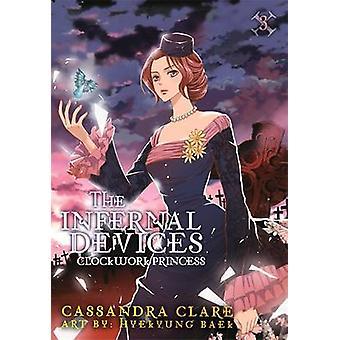 Clockwork Princess - de Prequel van de sterfelijke instrumenten door Cassandra Clare