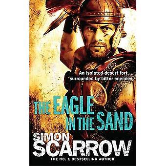 Eagle i sandet af Simon Scarrow - 9780755350018 bog