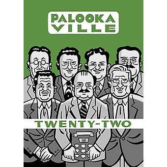 Palookaville - #22 door Seth - 9781770461635 boek