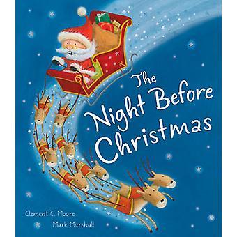Natten innan jul av Clement C. Moore - Mark Marshall - 9781