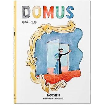 Domus 1930s by Charlotte & Peter Fiell - 9783836526524 Book