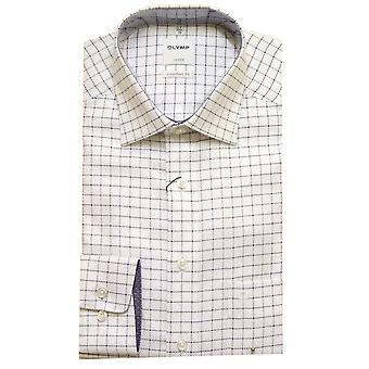 OLYMP Shirt 1068 84 Lilac