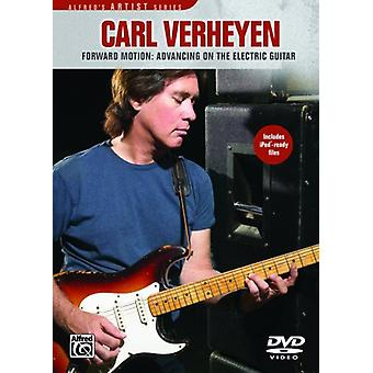 Carl Verheyen - Forward Motion [DVD] USA import