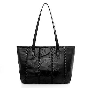 The handbag in genuine lambskin LAMM978