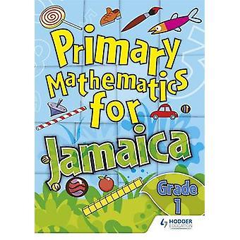 ジャマイカの主要な数学生徒 - デリック ホール 1 本 - マルシア C