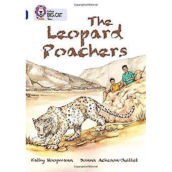 Collins Big Cat - i bracconieri di Leopard: Band 16/zaffiro
