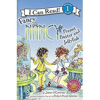 Nancy chique: manteiga de amendoim e água-viva (eu sei ler!: nível 1)