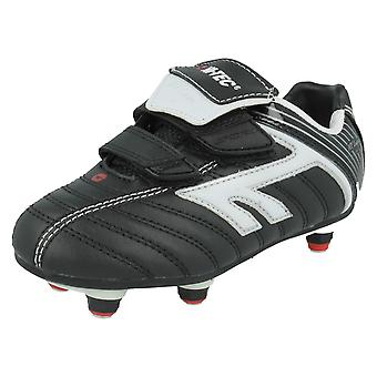 Boys Hi-Tec Football Boots E.O.S.League Si Jr