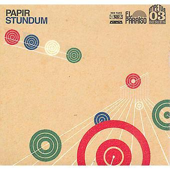 Papir - Stundum [CD] USA import