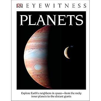 DK Eyewitness Books: Planets (Library Edition) (DK Eyewitness Books)