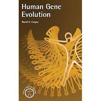 Människans gen Evolution av Cooper & David B.