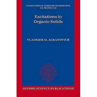 EXCITATIONER i organiska fasta ämnen ISMP P av Agranovich